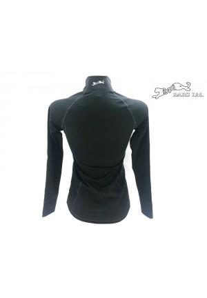 Дамска блуза PROTECT - черна