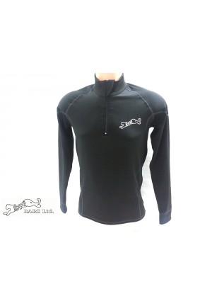 Мъжка блуза PROTECT - черна