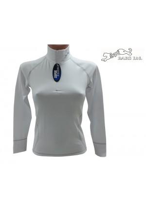 Дамска блуза PROTECT - бяла